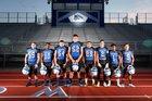 Basic Wolves Boys Varsity Football Fall 17-18 team photo.