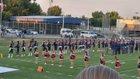 San Joaquin Memorial Panthers Boys Varsity Football Fall 17-18 team photo.