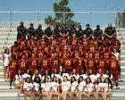 Highland Bulldogs Boys Varsity Football Fall 17-18 team photo.