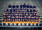 St. Joseph Bears Boys Varsity Football Fall 17-18 team photo.