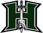 Hamilton Christian Warriors Boys Varsity Football Fall 17-18 team photo.