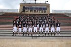 Pasco Pirates Boys Varsity Football Fall 17-18 team photo.