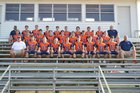 Subiaco Academy Trojans Boys Varsity Football Fall 17-18 team photo.