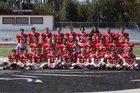 Burlingame Panthers Boys Varsity Football Fall 17-18 team photo.