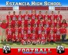 Estancia Bears Boys Varsity Football Fall 17-18 team photo.