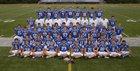 Harrison Goblins Boys Varsity Football Fall 17-18 team photo.