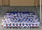 Olympic Trojans Boys Varsity Football Fall 17-18 team photo.