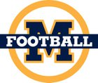 Menlo School Knights Boys Varsity Football Fall 17-18 team photo.