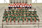 Naaman Forest Rangers Boys Varsity Football Fall 17-18 team photo.