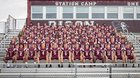 Station Camp Bison Boys Varsity Football Fall 17-18 team photo.
