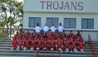 Magee Trojans Boys Varsity Football Fall 17-18 team photo.