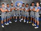 Chandler Wolves Boys Varsity Football Fall 17-18 team photo.