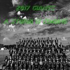 Green Oaks Giants Boys Varsity Football Fall 17-18 team photo.