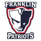 Franklin Patriots Boys Varsity Football Fall 17-18 team photo.