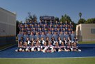 Christian Patriots Boys Varsity Football Fall 17-18 team photo.