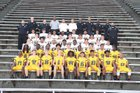Lincoln Abes Boys Varsity Football Fall 17-18 team photo.