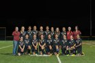 Walden Grove Red Wolves Girls Varsity Soccer Winter 14-15 team photo.