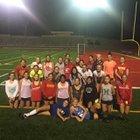 Mt. Carmel Sundevils Girls Varsity Field Hockey Fall 16-17 team photo.