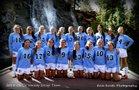 Central Valley Bears Girls Varsity Soccer Fall 15-16 team photo.