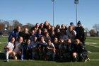 Glastonbury Tomahawks Girls Varsity Soccer Fall 15-16 team photo.