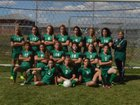 Moriarty Pintos Girls Varsity Soccer Fall 15-16 team photo.