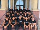 Rancho Alamitos Vaqueros Boys Varsity Water Polo Fall 18-19 team photo.