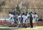 St. Mary's Pirates Boys Varsity Lacrosse Spring 17-18 team photo.