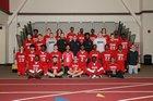 Homewood-Flossmoor Vikings Boys Varsity Lacrosse Spring 17-18 team photo.