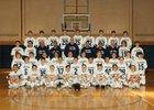 Massapequa Chiefs Boys Varsity Lacrosse Spring 17-18 team photo.