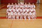 Penfield Patriots Boys Varsity Lacrosse Spring 17-18 team photo.