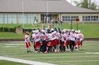 Scott County Cardinals Boys Varsity Lacrosse Spring 17-18 team photo.