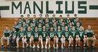 Fayetteville-Manlius Hornets Boys Varsity Lacrosse Spring 17-18 team photo.