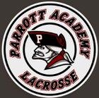 Arendell Parrott Academy Patriots Boys Varsity Lacrosse Spring 17-18 team photo.