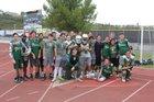 Damien Spartans Boys Varsity Lacrosse Spring 17-18 team photo.