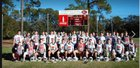 Benedictine Cadets Boys Varsity Lacrosse Spring 17-18 team photo.