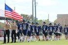 Admiral Farragut Blue Jackets Boys Varsity Lacrosse Spring 17-18 team photo.