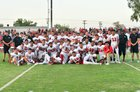 Hanford Bullpups Boys JV Football Fall 18-19 team photo.