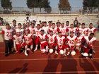 Independence 76ers Boys JV Football Fall 18-19 team photo.