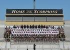 Hesperia Scorpions Boys JV Football Fall 18-19 team photo.