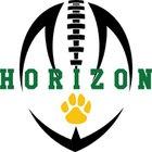 Horizon Huskies Boys JV Football Fall 18-19 team photo.