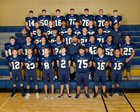 Kellis Cougars Boys JV Football Fall 18-19 team photo.