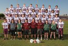 Mountain Ridge Mountain Lions Boys JV Football Fall 18-19 team photo.