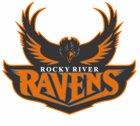 Rocky River Ravens Boys JV Football Fall 18-19 team photo.
