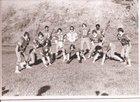 Benicia Panthers Boys JV Football Fall 18-19 team photo.