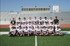 Portola Bulldogs Boys JV Football Fall 18-19 team photo.