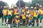 Westinghouse Warriors Boys JV Football Fall 18-19 team photo.