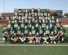 Campo Verde Coyotes Boys JV Football Fall 18-19 team photo.