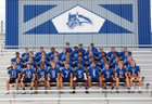 Basic Wolves Boys JV Football Fall 18-19 team photo.