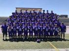 Righetti Warriors Boys JV Football Fall 18-19 team photo.