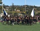 Bishop O'Dowd Dragons Boys JV Football Fall 18-19 team photo.